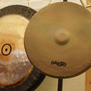 Gongs Wirkung Klang