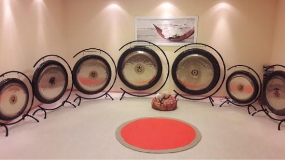 Gongs Vielfalt